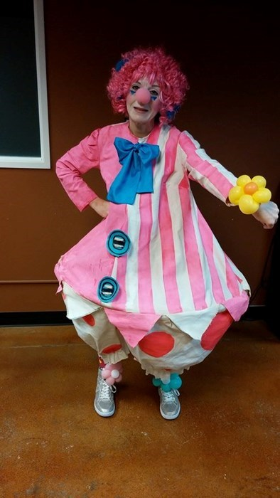 Originally, Pinkie the Clown 2014