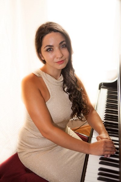Mary-Victoria Voutsas - Pianist - Washington, DC