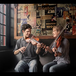 Worcester Irish Band | Nathan Gourley & Laura Feddersen
