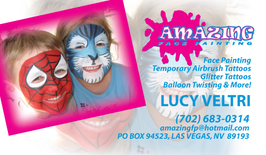 AMAZING FACE PAINTING - Face Painter - Las Vegas, NV
