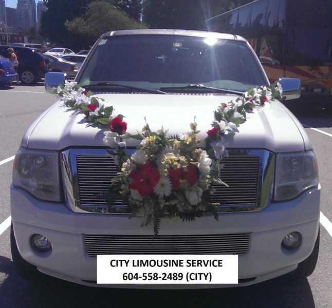 City Limousine Ltd. - Event Limo - Vancouver, BC