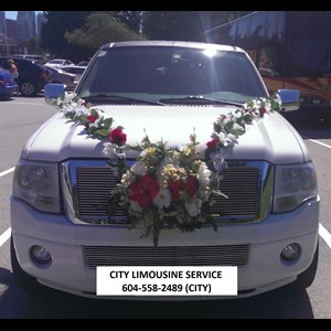 Vancouver Wedding Limo | City Limousine Ltd.