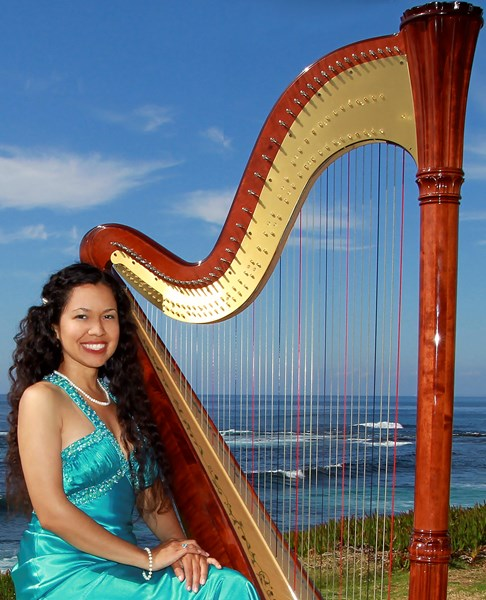 Harp Enchants - Classical Harpist - Newport Beach, CA