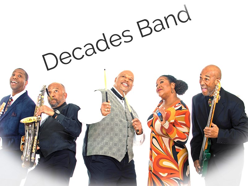 Decades Band - Variety Band - Washington, DC
