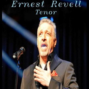 Fairfield Broadway Singer | Ernest Revell