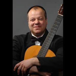 Atlanta Classical Guitarist | Atlanta Wedding Guitarist Nicolai Tanev