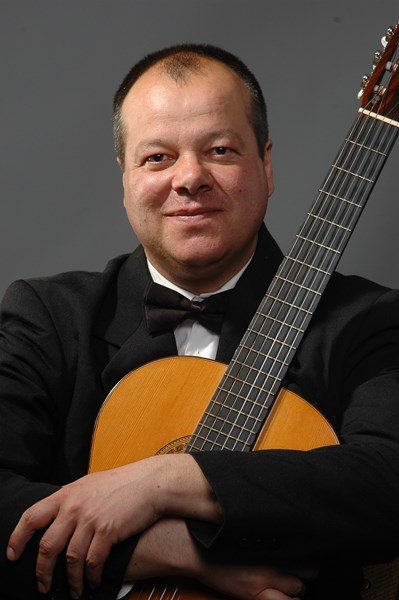 Atlanta Wedding Guitarist Nicolai Tanev - Classical Acoustic Guitarist - Atlanta, GA