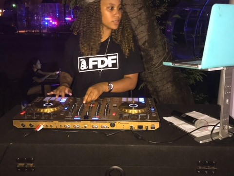 Bree The DJ - DJ - Miami, FL
