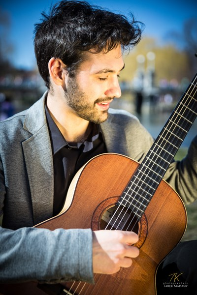 Christopher Schoelen - Classical Guitarist - Boston, MA