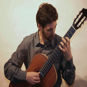 Boston Classical Guitarist | Christopher Schoelen