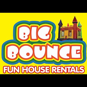 Hillside Party Tent Rentals | Big Bounce Fun House Rentals