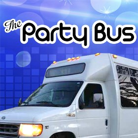 Plainfield Wedding Limo | The Party Bus