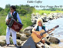 "Portland Irish Band | Eddie Coffey& The Grey Foggy Dew""O"