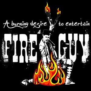 North Rose Circus Performer | FireGuy