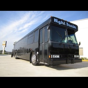 St Petersburg Party Bus | Night Train Entertainment Inc.