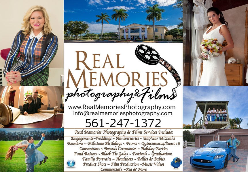Real Memories Photography & Films - Photographer - Boca Raton, FL