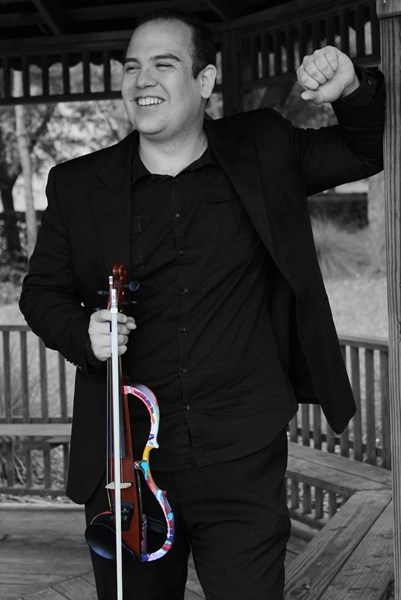 David Bathen - Classical Violinist - Kissimmee, FL