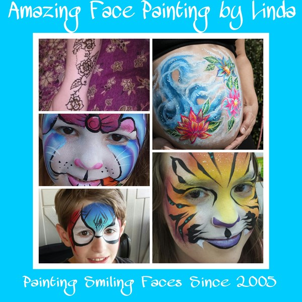 Amazing Face Painting by Linda - Face Painter - Jacksonville, FL
