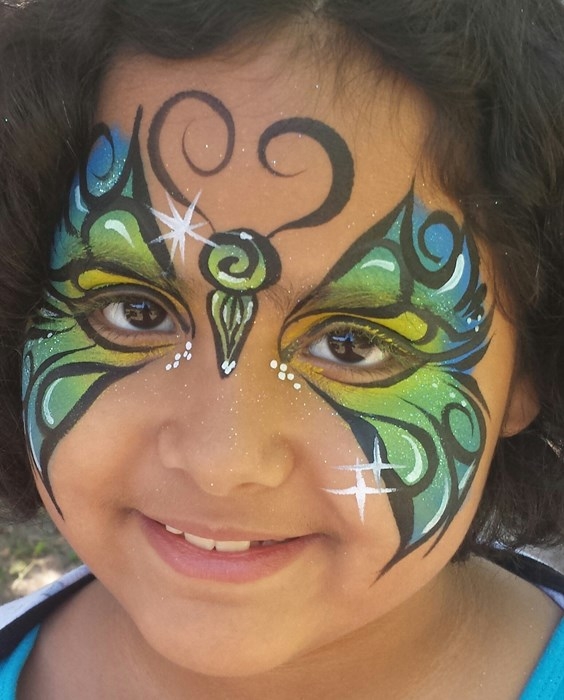 Face Painting Jacksonville FL