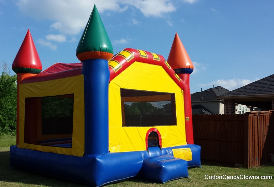 Cotton Candy Clowns - Kids Party Entertainment - Party Inflatables - Bronx, NY