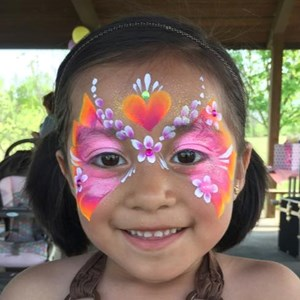 Trenton Face Painter | Cincinnati Face Painters