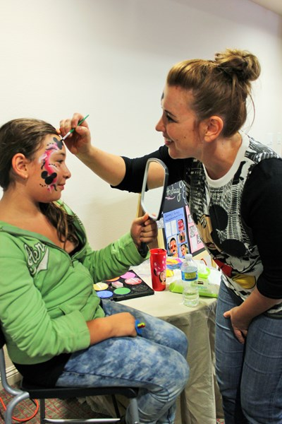 Sammy's Parties - Face Painter - Torrance, CA