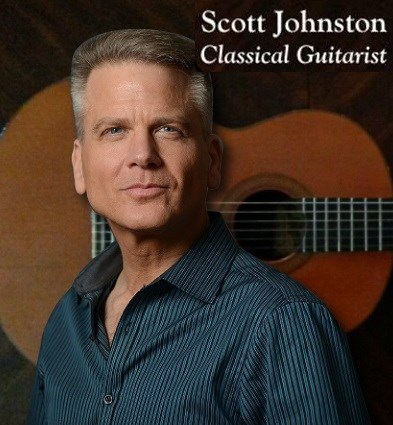 Scott Johnston - Classical Guitarist - Naperville, IL