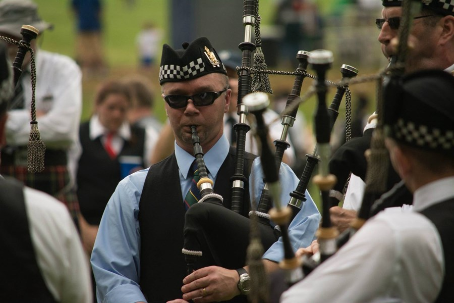 Piper Andrew Kerr - Bagpiper - Maryville, TN
