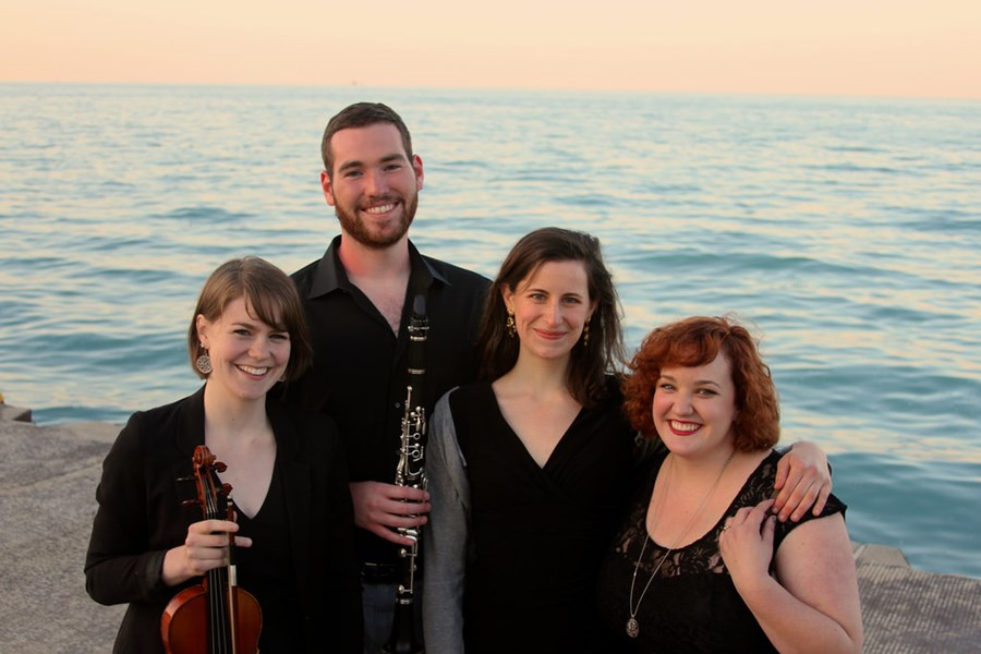 Con Amore - Chamber Music Quartet - Chicago, IL
