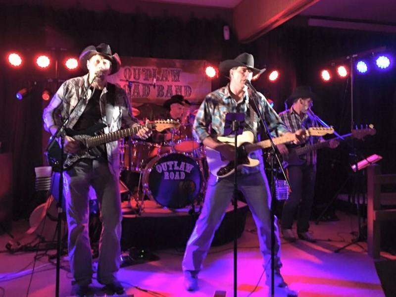 Outlaw Road Band - Country Band - Omaha, NE