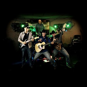 Guide Rock Wedding Band | Outlaw Road Band