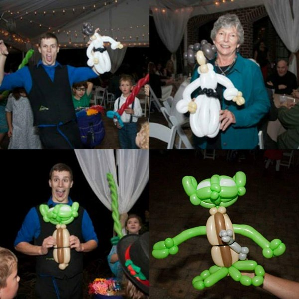 S Marsh Entertainment LLC  - Balloon Twister - Raleigh, NC