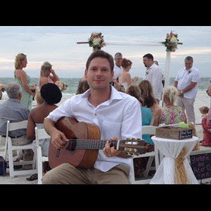 St Petersburg Classical Guitarist | Daniel Brock
