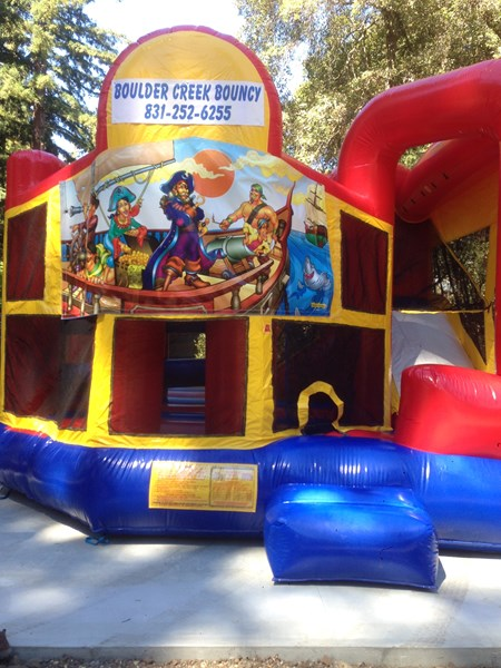 Boulder Creek Bounce Houses - Bounce House - Boulder Creek, CA