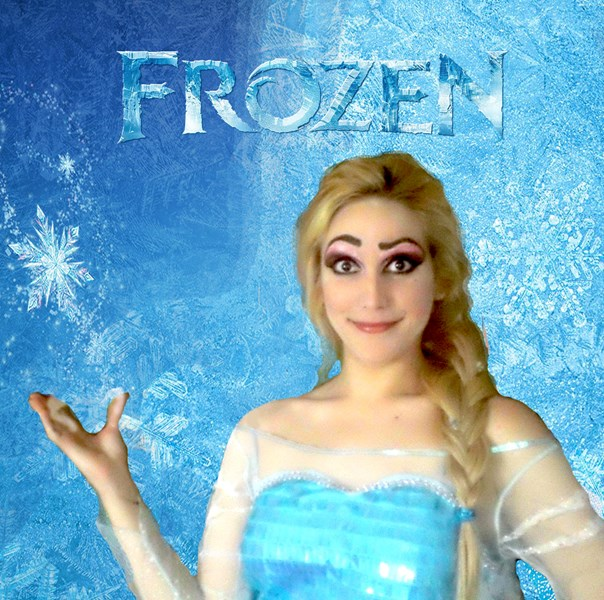 Frozen Party - Costumed Character - Atlanta, GA