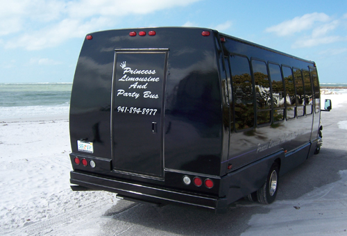 Princess Party Bus - Party Bus - Sarasota, FL