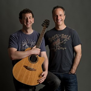 Jersey City Acoustic Duo | The Resounders