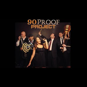 Wichita Dance Band | 90 Proof Project