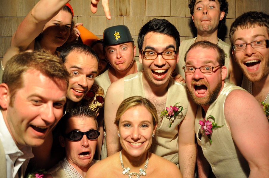 Booth Booth Photo Booth - Photo Booth - Chapel Hill, NC