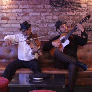 Arnoldsburg Jazz Duo | Synergy
