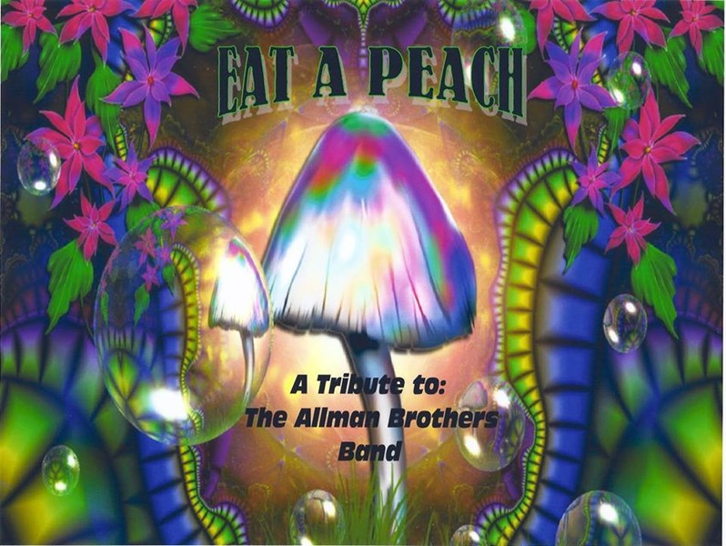 Eat a Peach: A Tribute to The Allman Brothers Band - Allman Brothers Tribute Band - Raleigh, NC