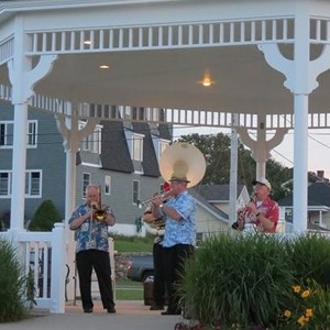 Ashburnham 40s Band | New Magnolia Jazz Band