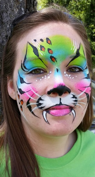 Faces By Lisa - Face Painter - Blanchester, OH