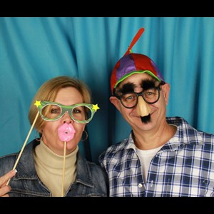 Tupman Photo Booth | LOL Photo Booth Fun