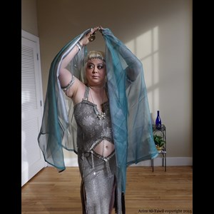Amelia Court House Belly Dancer | Aziza Al-Tawil