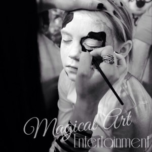 Tulsa Body Painter | Magical Art Entertainment