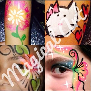 Houston, TX Face Painter | Magical Art Entertainment