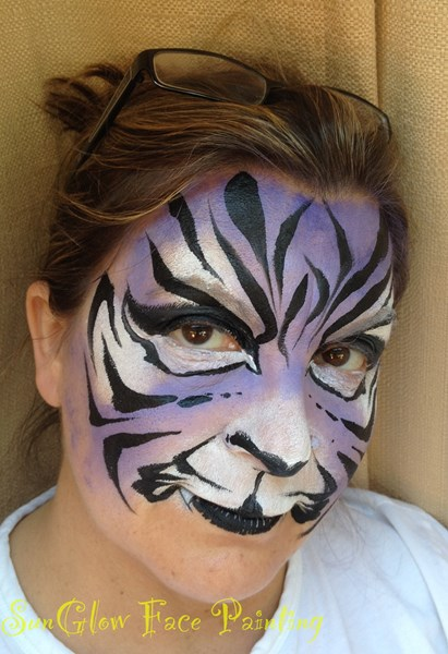 Sunglow Face Painting - Face Painter - Galloway, NJ