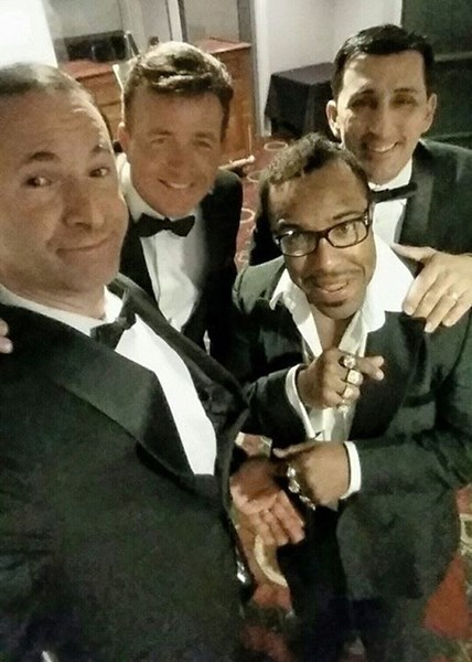 Rat Pack Events & The Deanoholics - Frank Sinatra Tribute Act - Sacramento, CA