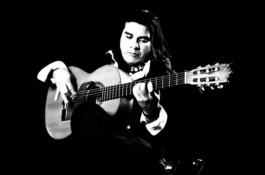 SANTIAGO MARTIN PRECHTEL - Flamenco Duo - Los Angeles, CA